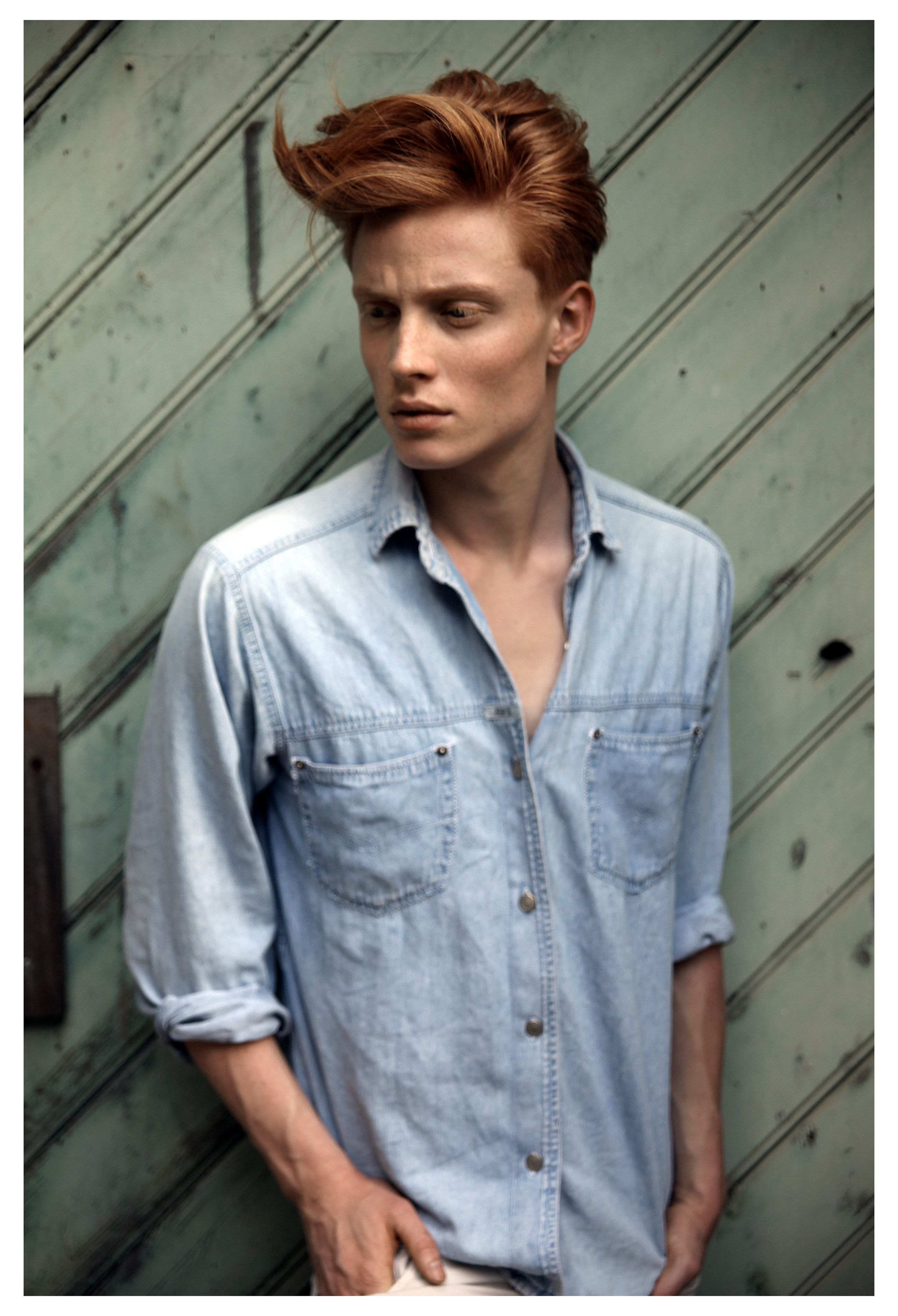 1000+ images about Men with Red Hair on Pinterest | Hair ...
